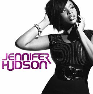 Jennifer Hudson debut album cover