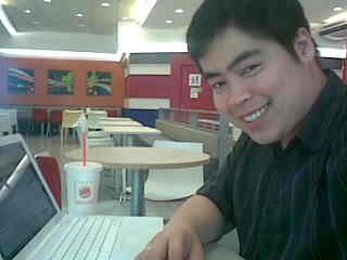 Ganns at Burger King