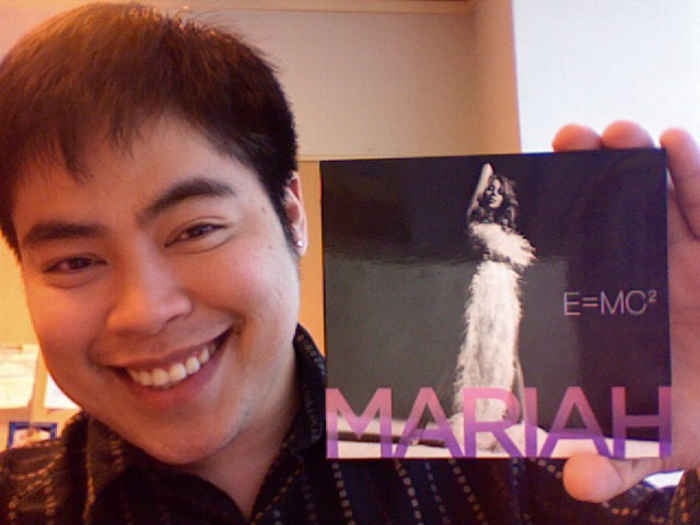 "Mariah Carey's ""E=MC2"" album + ""Bye Bye"" lyrics – Filipino ..."