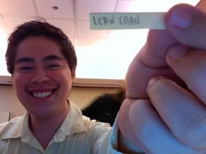 LEAN CHAN!