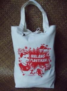 Walang Plastikan! - Luntian Bags