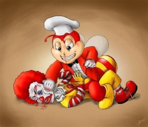 Jollibee vs McDonald's