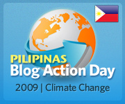 Pilipinas Blog Action Day 2009: Climate Change