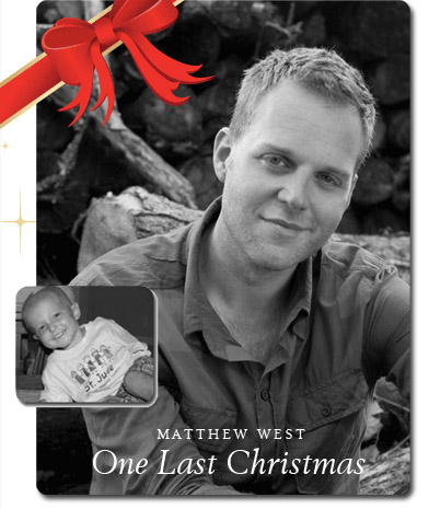 "Matthew West, ""One Last Christmas"""