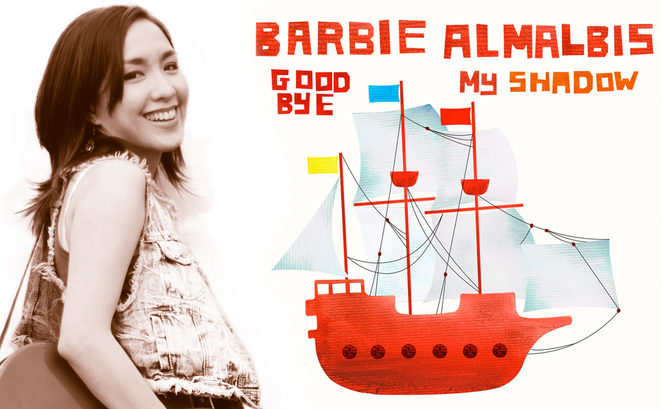 "Barbie Almalbis, ""Goodbye My Shadow"""