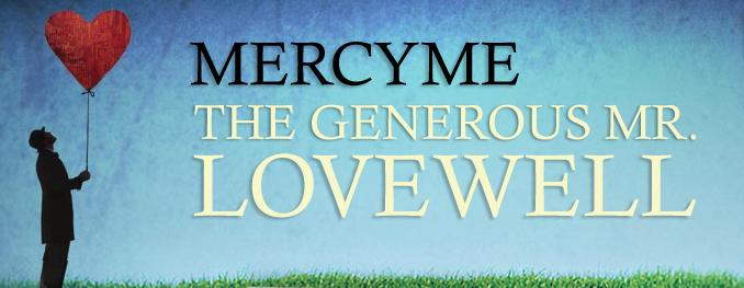 "MercyMe, ""Move"""