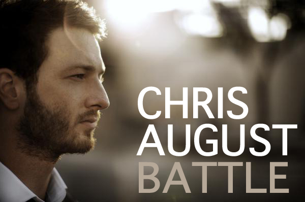 "Chris August, ""Battle"""