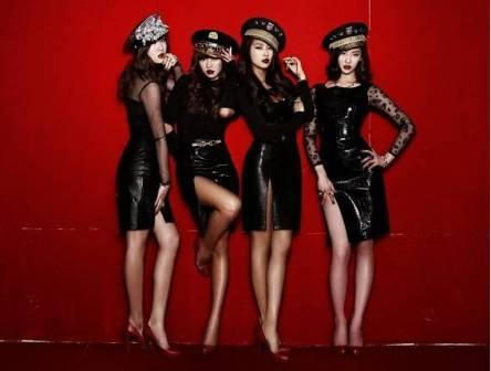 "K-Pop Ring Tones: SISTAR, ""Alone"""