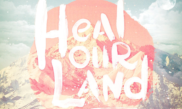"Winners of Planetshakers ""Heal Our Land"" CD/DVD combo!"