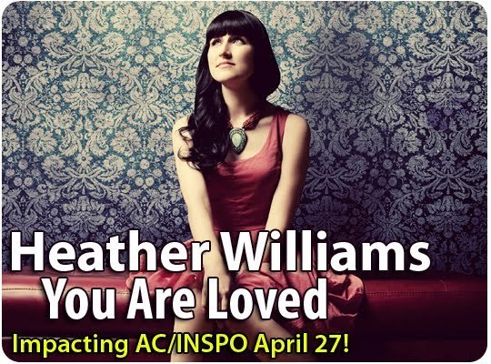 """Heather Williams, """"You Are Loved"""""""