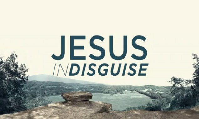 "Brandon Heath, ""Jesus in Disguise"""