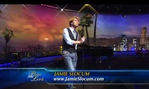"Jamie Slocum, ""You Are The Reason"""