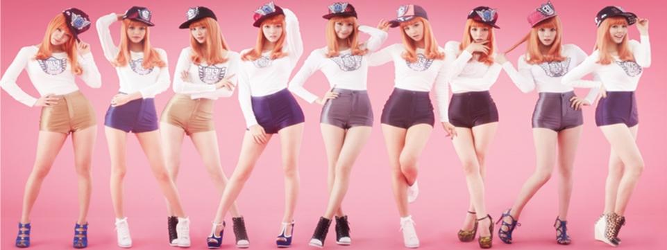 """Girls' Generation, """"Dancing Queen"""""""