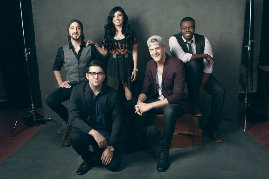 "Pentatonix, ""Little Drummer Boy"""
