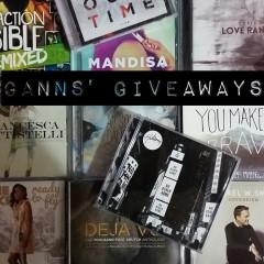 Ganns' Birthday Giveaway Winners