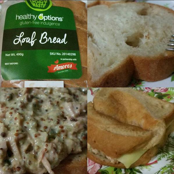 Healthy Options Gluten-Free Bread