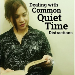 Dealing with Common Devotion Distractions