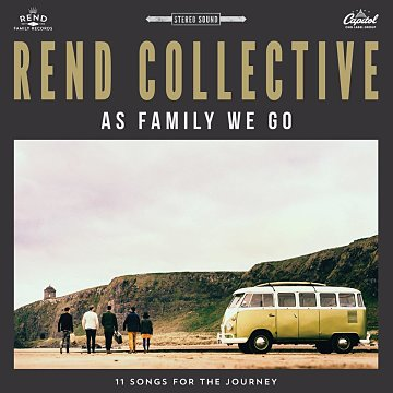 "Rend Collective, ""Joy of the Lord"""
