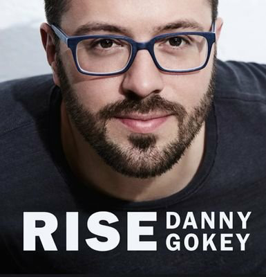 "Danny Gokey, ""Rise"""