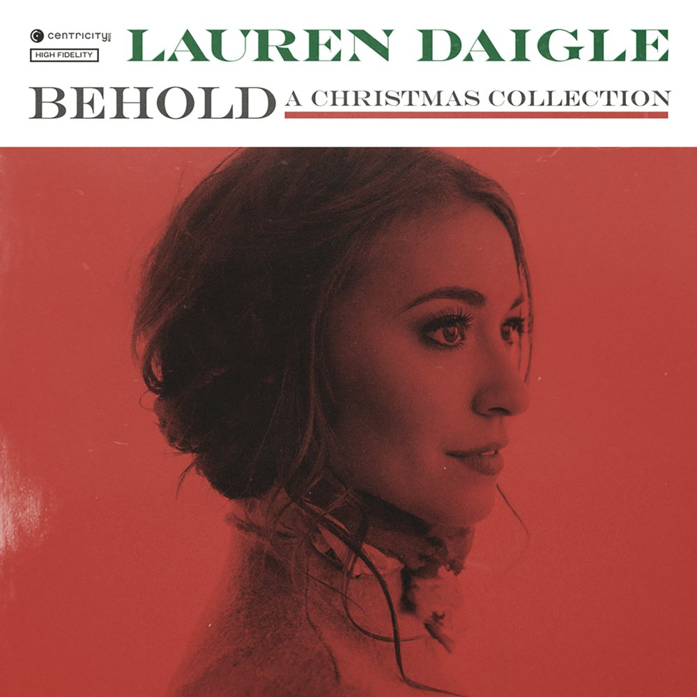 "Lauren Daigle, ""Jingle Bells"""