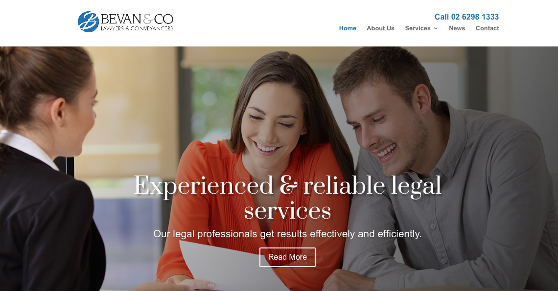Bevan & Co Official Website