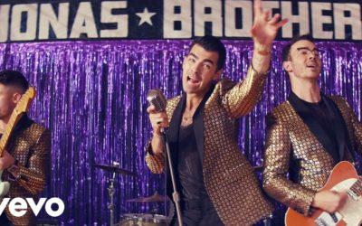 """What a Man Gotta Do,"" Jonas Brothers"