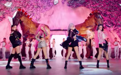 "Blackpink, ""How You Like That"""