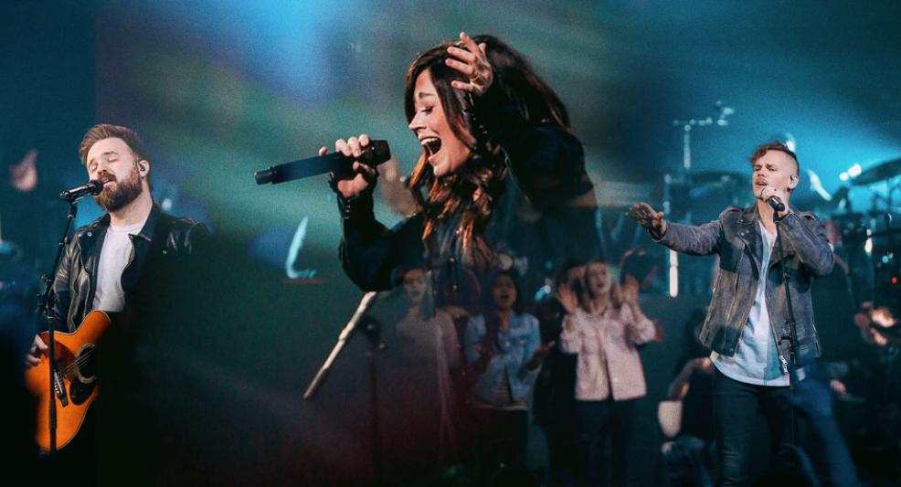 "Elevation Worship feat Kari Jobe & Cody Carnes, ""The Blessing"""