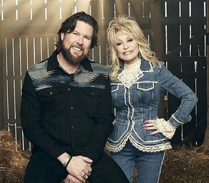 "Zach Williams & Dolly Parton, ""There Was Jesus"""