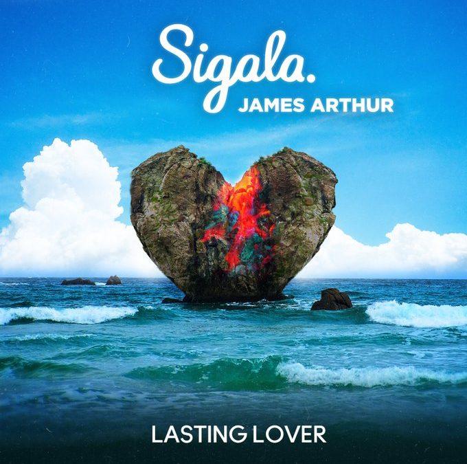 "Sigala & James Arthur, ""Lasting Lover"""