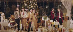 "BTS, ""Dynamite (Holiday Remix)"" 
