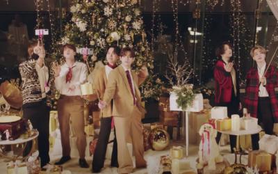 "BTS, ""Dynamite Holiday Remix"""