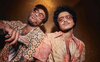 """Bruno Mars, Anderson.Paak & Silk Sonic, """"Leave the Door Open"""""""