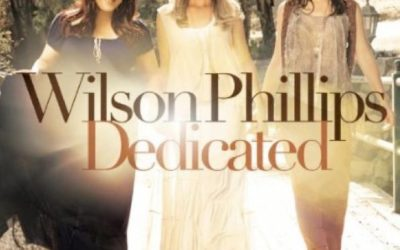 "Wilson Phillips' ""Dedicated"" releases January 2012"