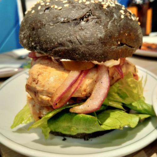Kukula's Canberra Centre - Chicken Burger