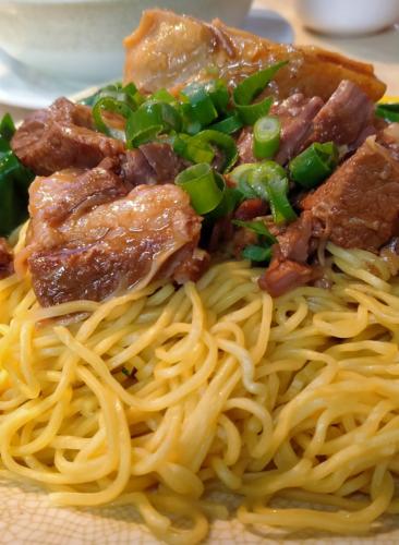 beef-brisket-dry-noodles-canberra-food-blogger