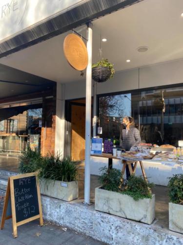 Rye Braddon Cafe