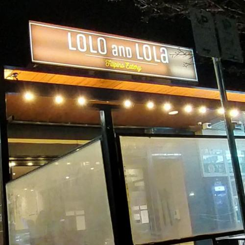 Lolo and Lola Family Restaurant in Canberra | Exterior
